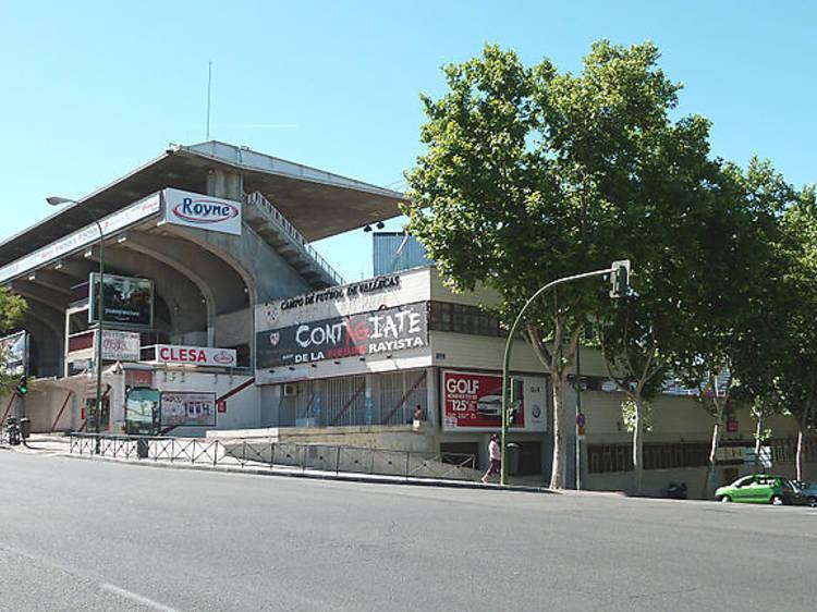 Estadio de Vallecas
