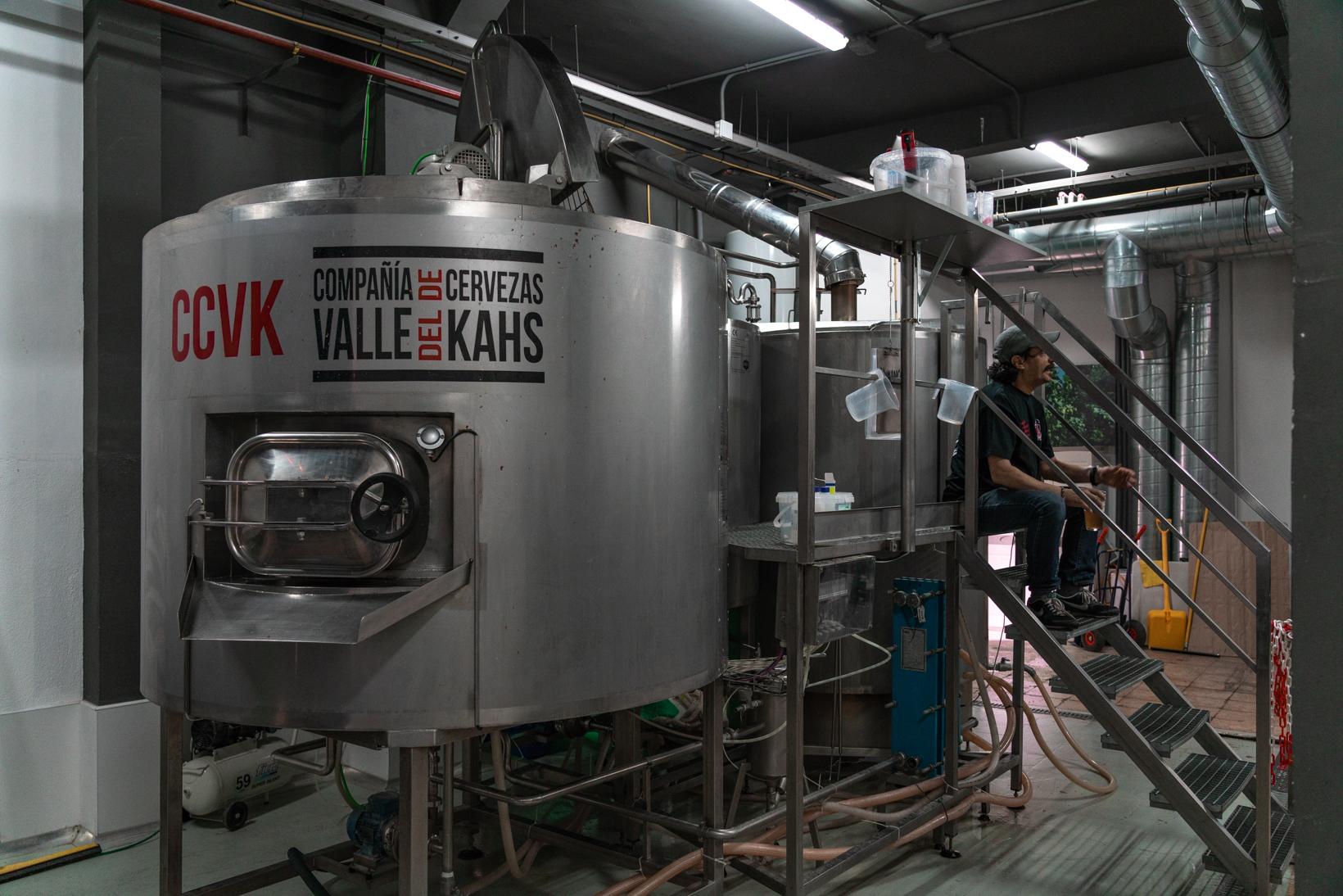 Compañía de Cervezas Valle del Kahs