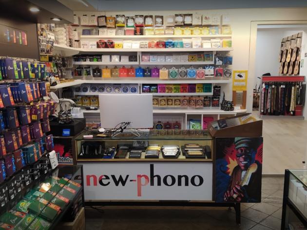 New-phono