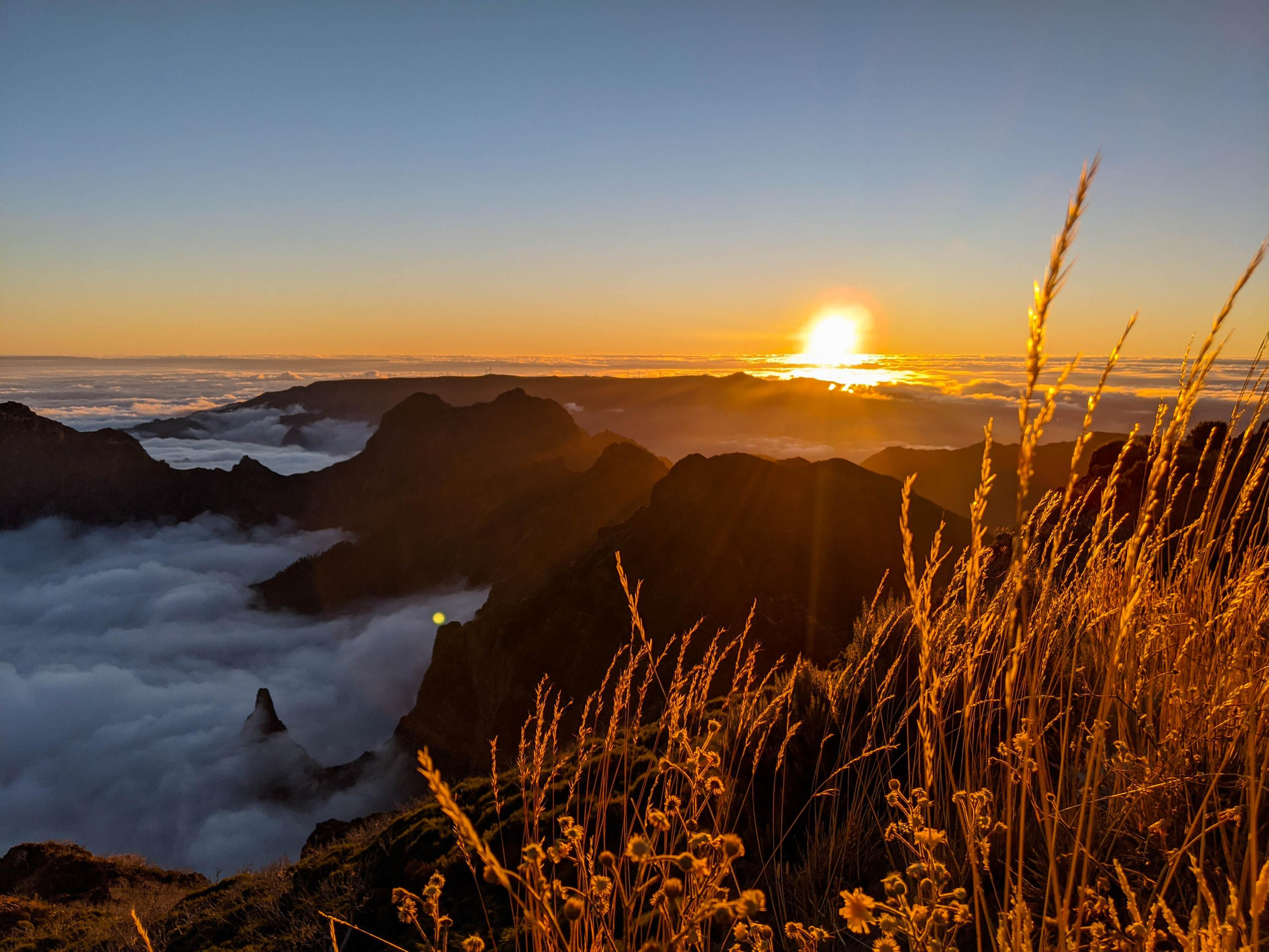 Five places to watch the sunrise in Madeira