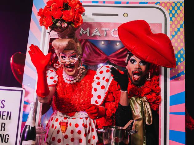 drag taste online
