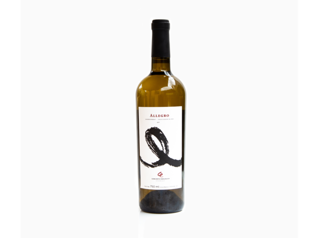 Allegro, Chardonnay y Sauvignon Blanc del Valle de Guadalupe