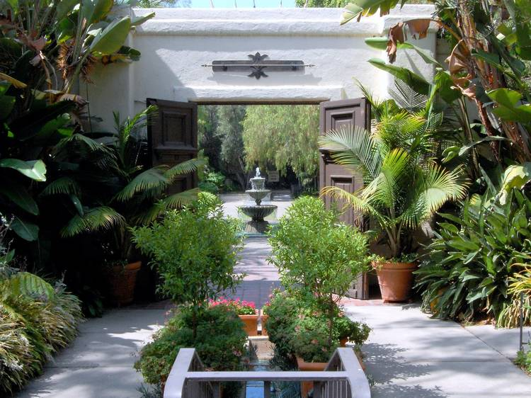 Los Angeles River Center and Gardens