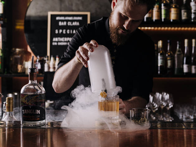 This Melbourne bar plants a tree each time you buy a cocktail