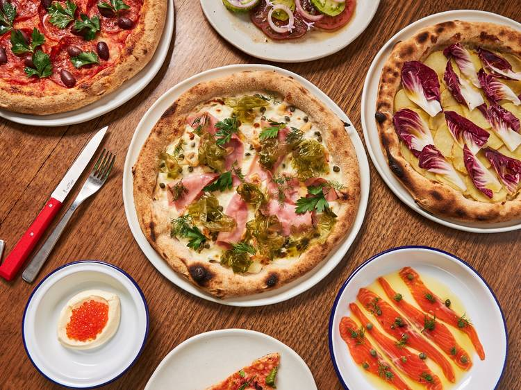 Ria Pizza and Wine