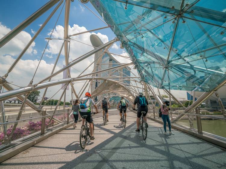 The best bicycle rentals in Singapore