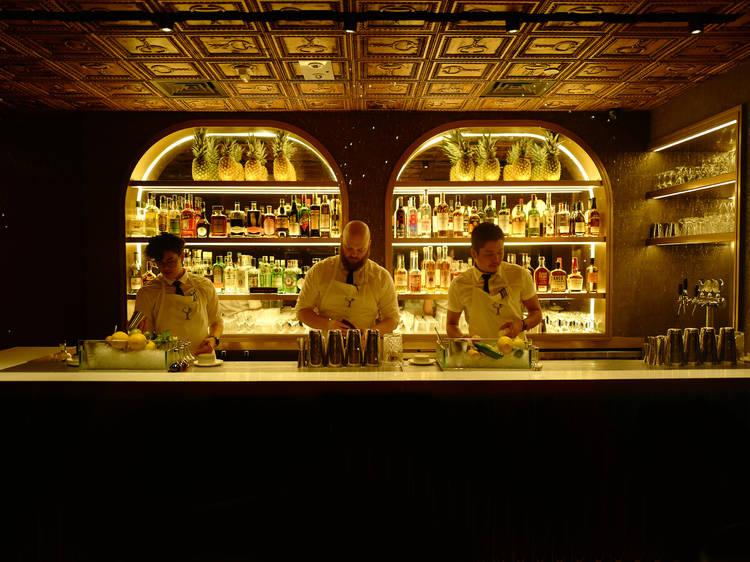 Best Bars in Hong Kong 2021