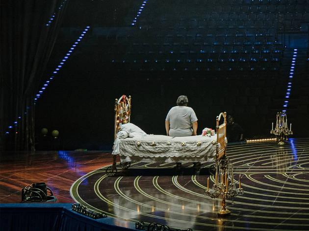 Teatro, Circo, Performance, Cirque du Soleil: Corteo