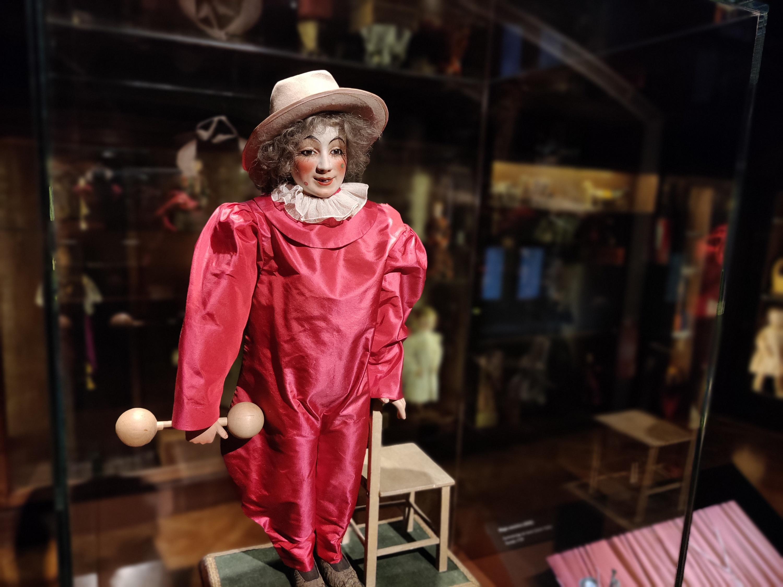 Autòmat de la Sala de les Diversions del Museu Frederic Marès