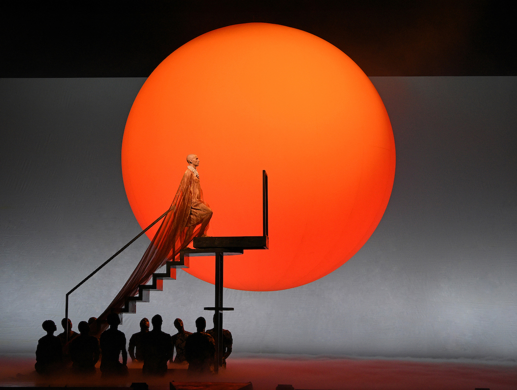 The Metropolitan Opera is streaming free productions every night