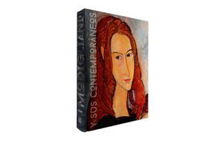 Catálogo de la exposición El París de Modigliani y sus contemporáneos
