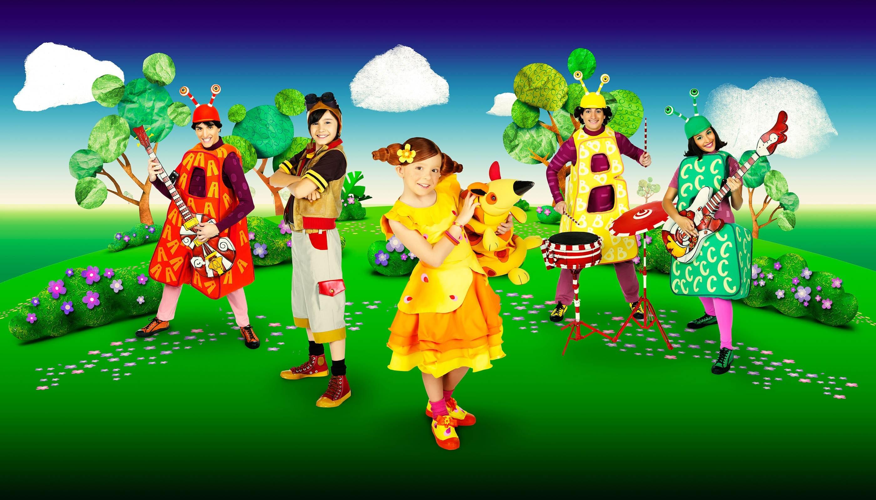 El Jardín De Clarilú, segunda temporada