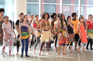 Celebrating Brasilian Carnival with Danielle Lima and Janete Silva ailey extension