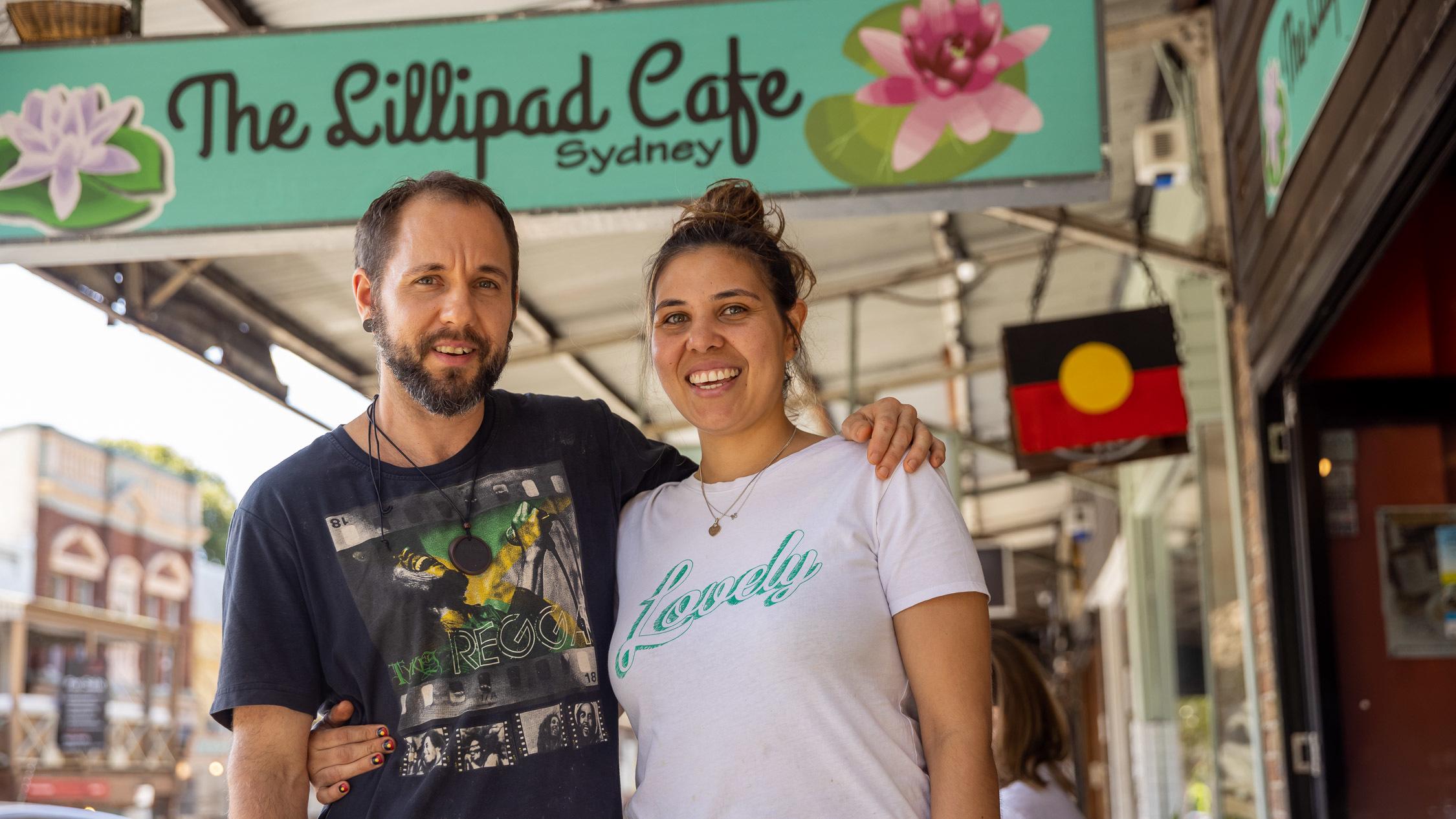 Lillipad Café