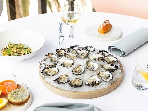 Oyster happy hours in Melbourne