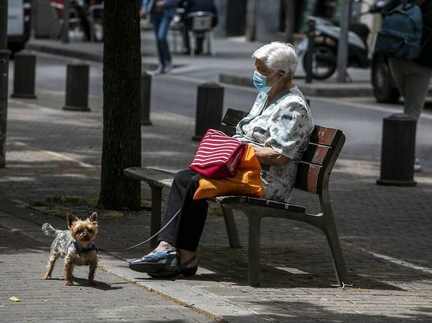 Restriccions de la tercera onada a Catalunya