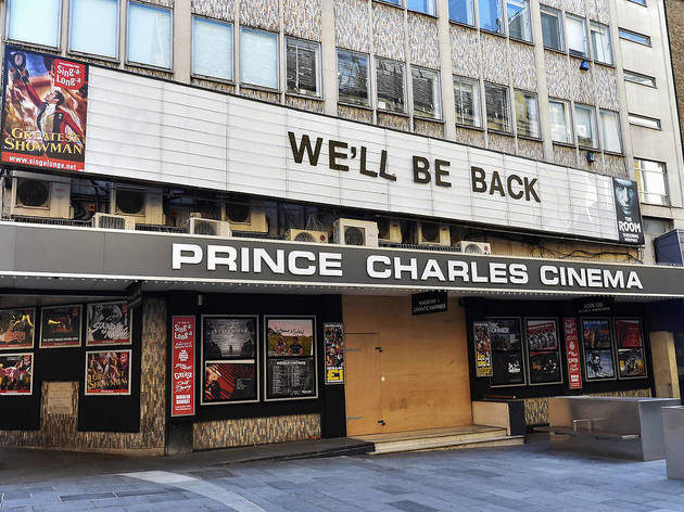 UK cinema attendances dropped by 75 percent last year