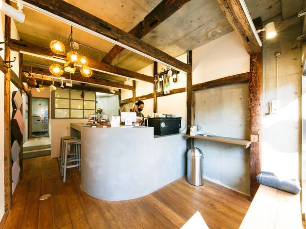 広尾のフレンチ、オードの隣に焼き菓子とコーヒーのBGMがオープン