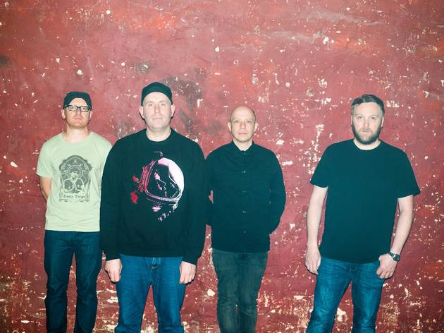 Mogwai presenta su nuevo disco As The Love Continues