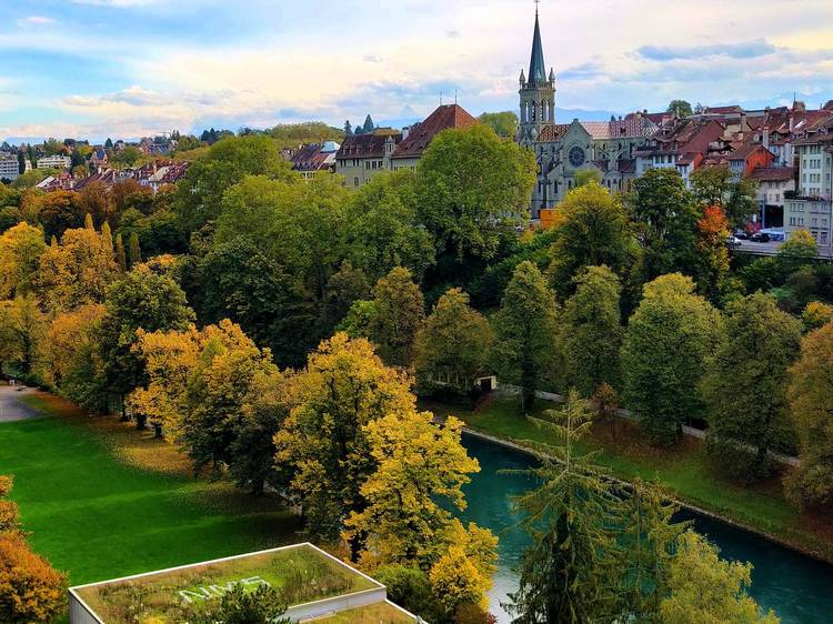Three Swiss cities make the top 20 of a new global safety index
