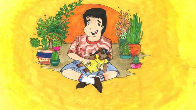 Pepito tiene una muñeca
