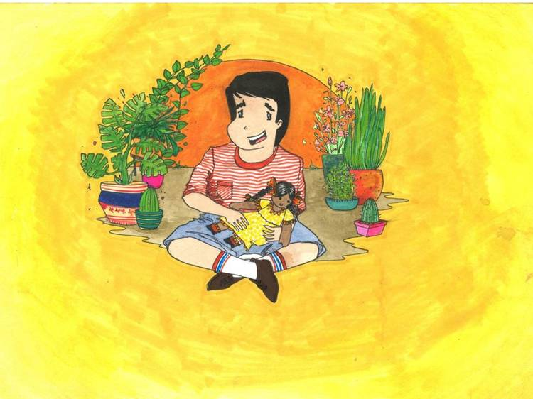 Pepito tiene una muñeca, el libro infantil que rompe los estereotipos de género