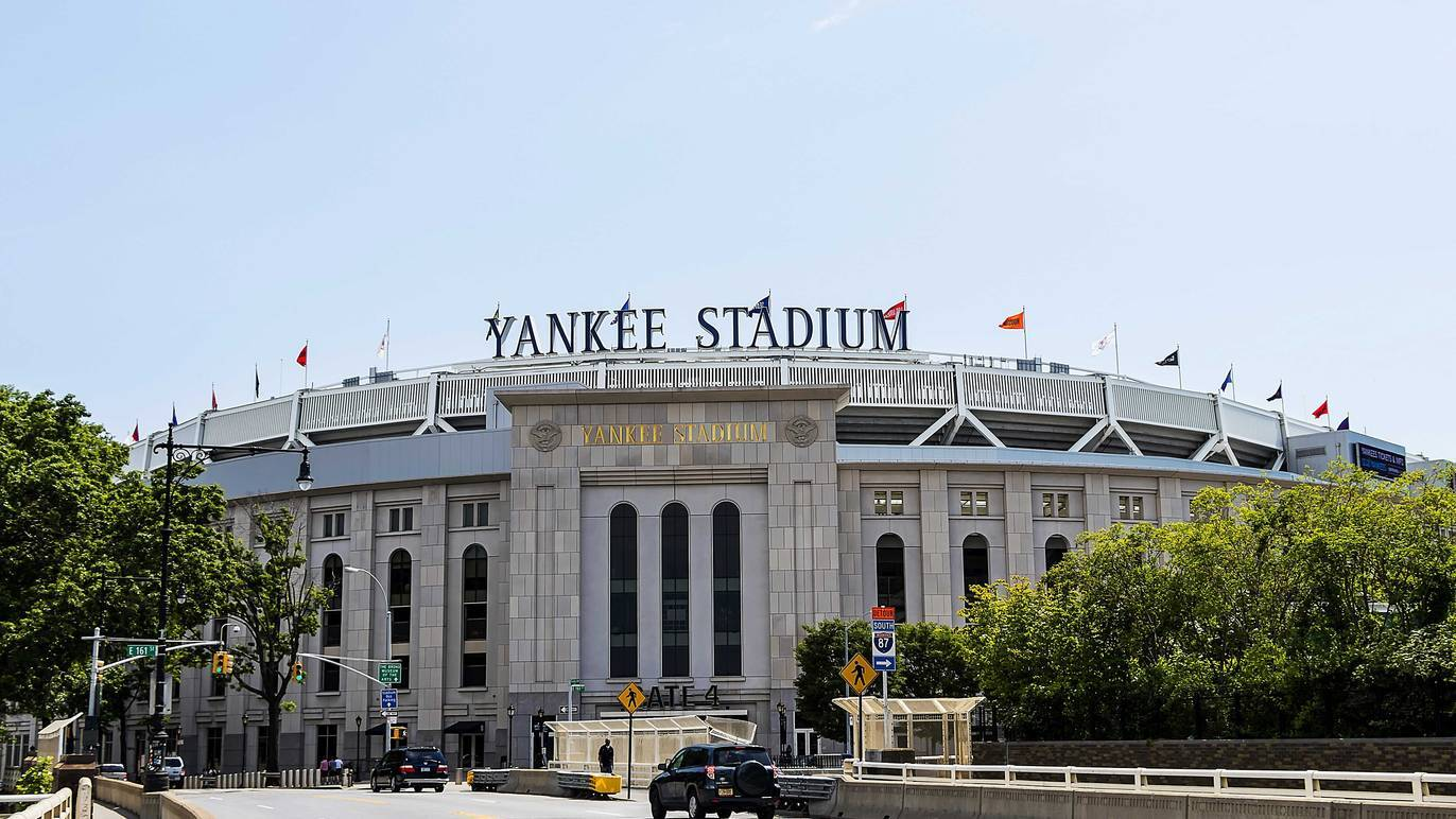 NYC's Yankee Stadium is opening as a vaccination hub on Friday