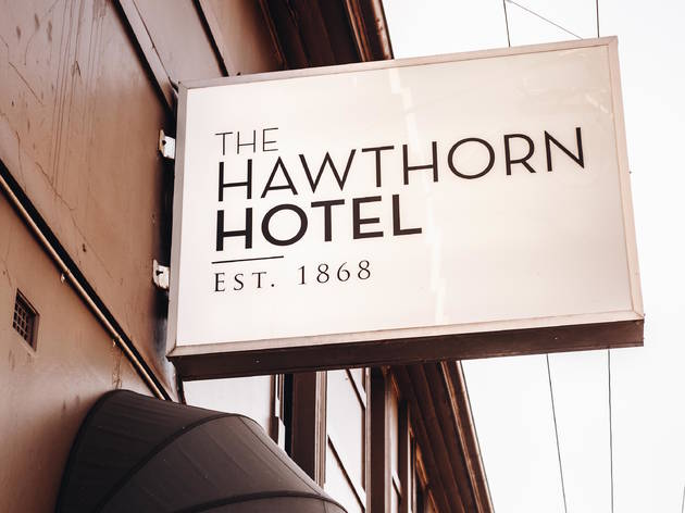 Brace yourselves, the Hawthorn Hotel is coming back