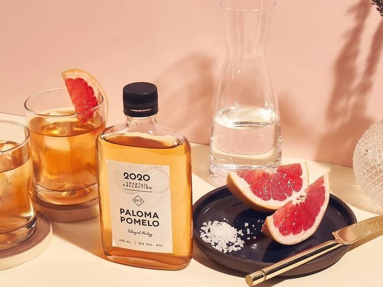 Paloma Pomelo en 2020 Cocktail Collection