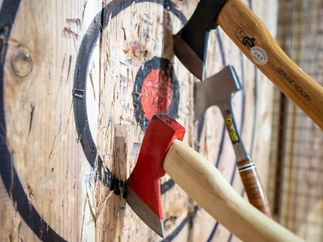 AXE THROWING BAR 浅草店