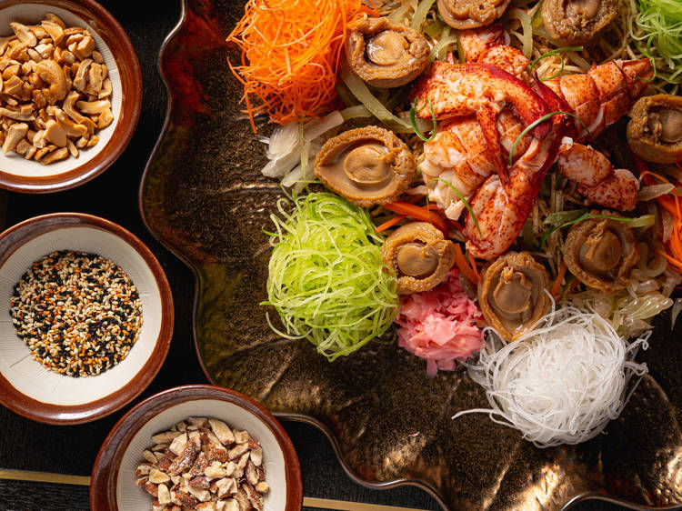 Feast on festive flavours