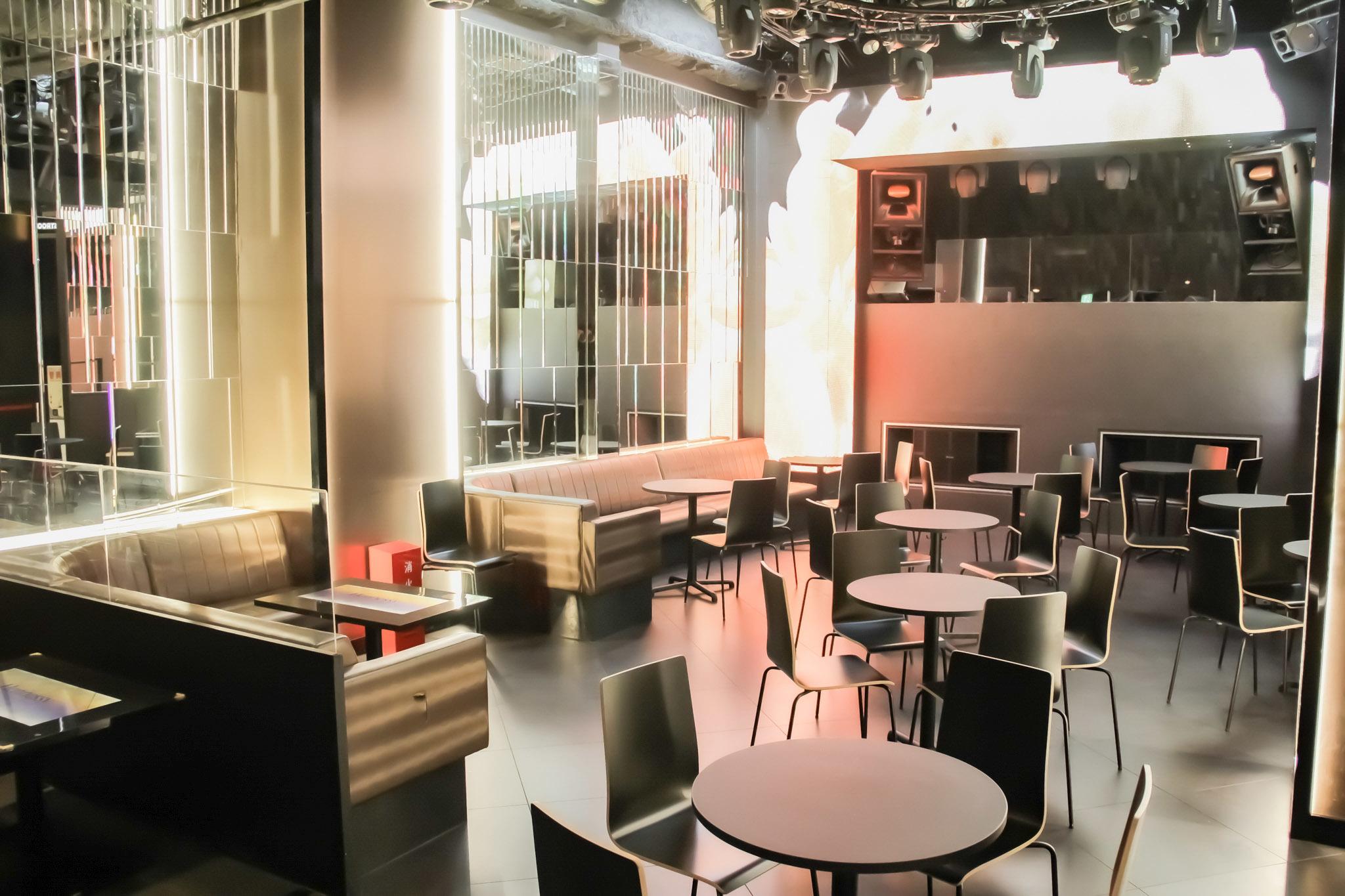 渋谷最大規模のクラブATOMがコワーキングスペースに変身