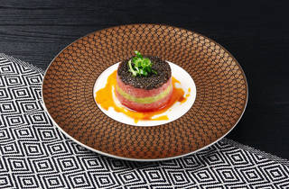 Izakaya by K fatty tuna tartare