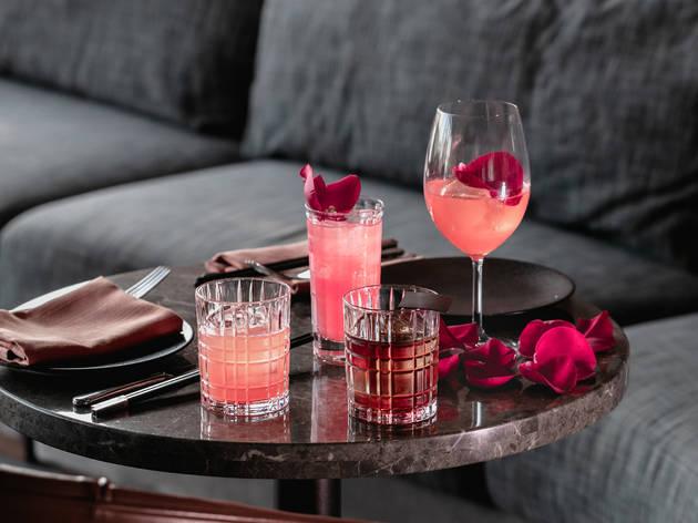 red sugar Valentine's Day