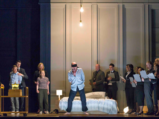 Gran Teatre del Liceu, Lessons in Love and Violence