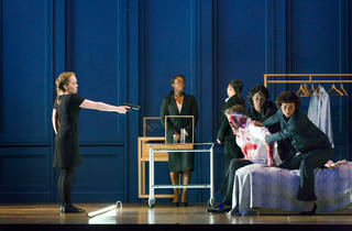 ROYAL OPERA - LESSONS IN LOVE AND VIOLENCE 2018, Gran Teatre del Liceu