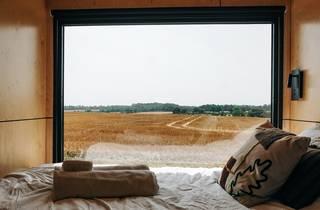 Unplugged cabin in Essex