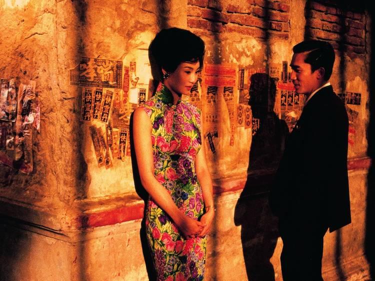 Ver una película de Wong Kar-wai