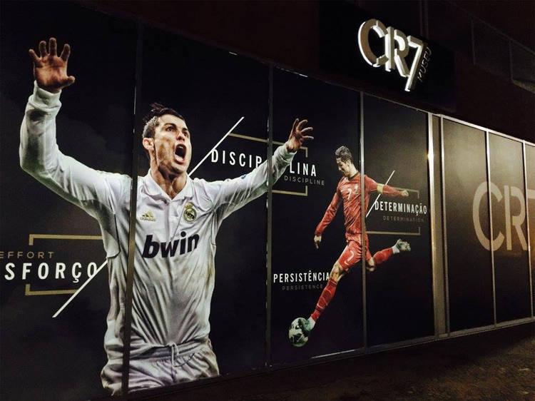 Visitar o museu do Ronaldo