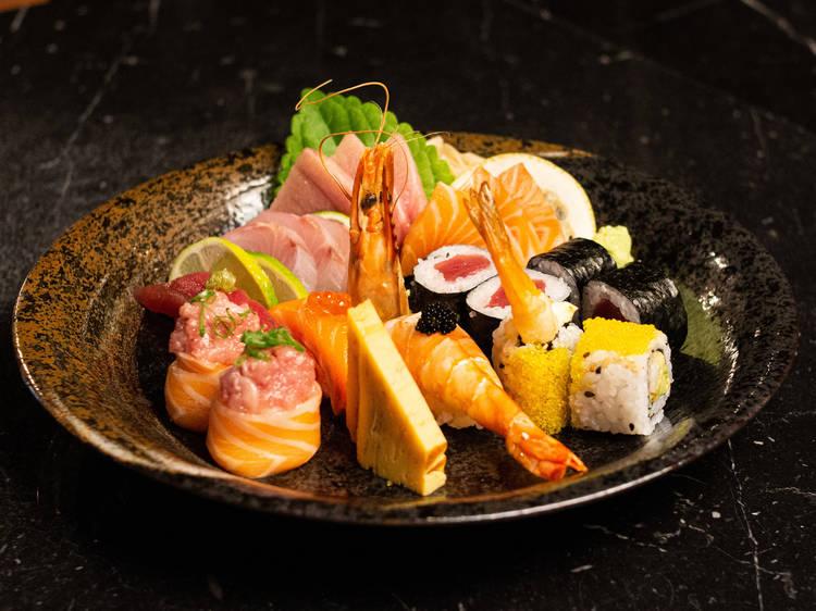 Sushi ao domicílio: mate a saudade de comer com pauzinhos