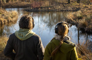 Brooklyn Botanic Garden sound works