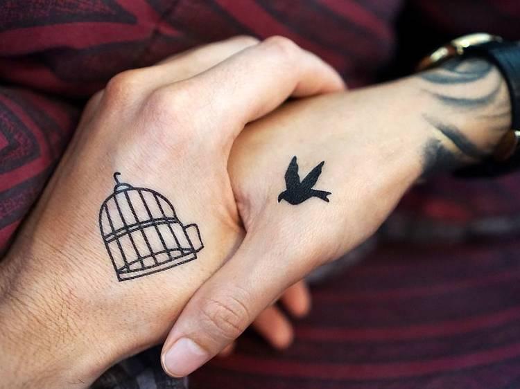 Tatuajes en Valiente Studio