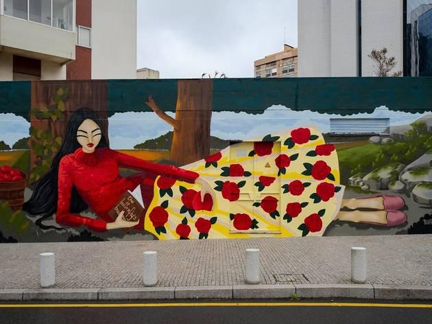 'The Butterfly's Burden' de RAFI die Erste