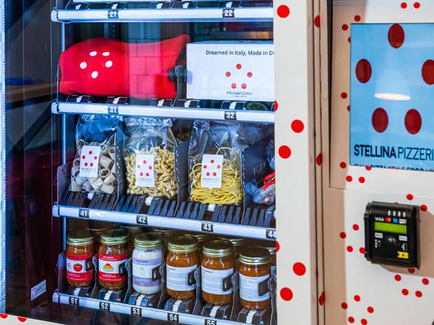 Stellina pasta vending machine