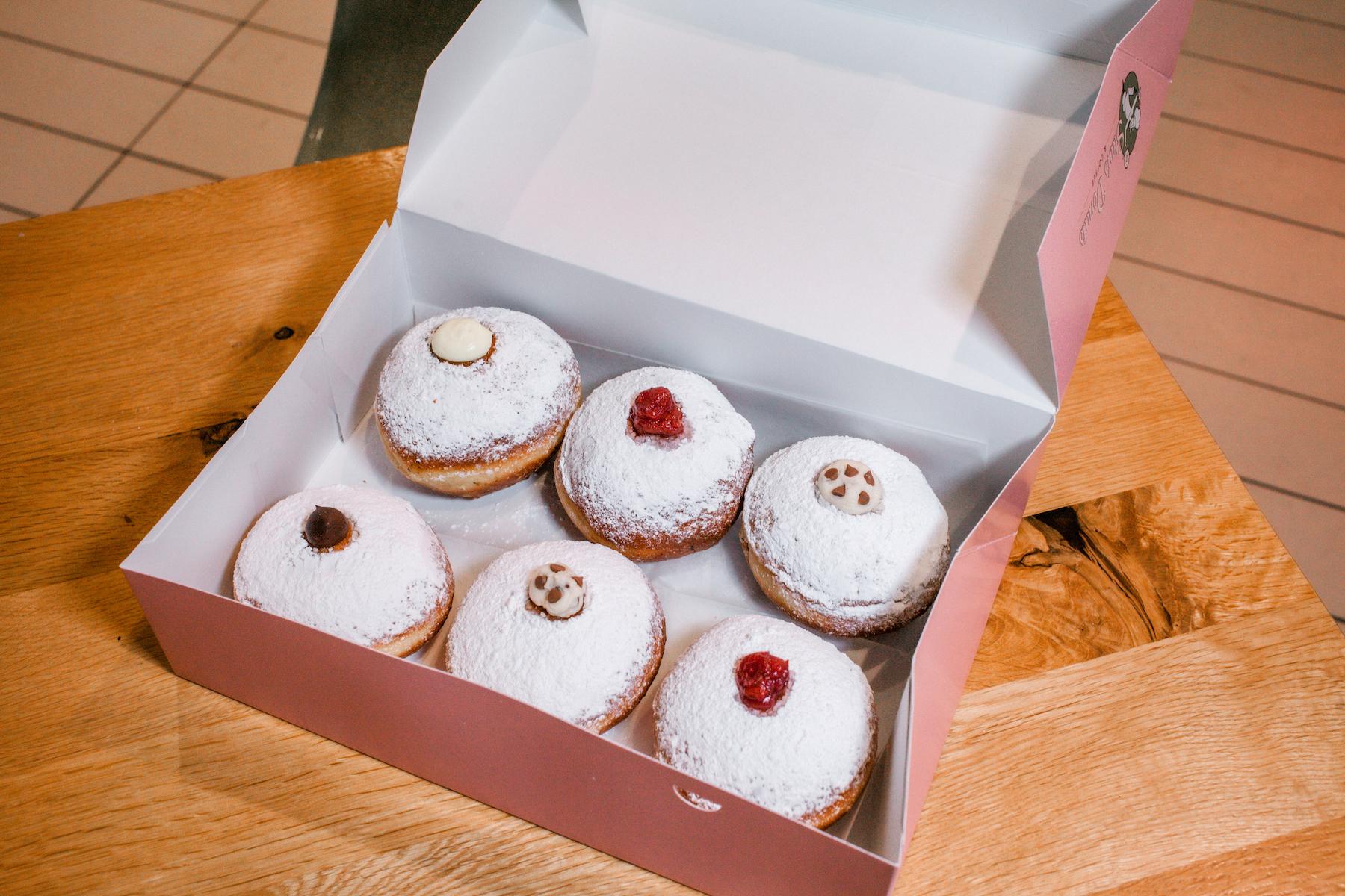 Stan's Donuts paczki
