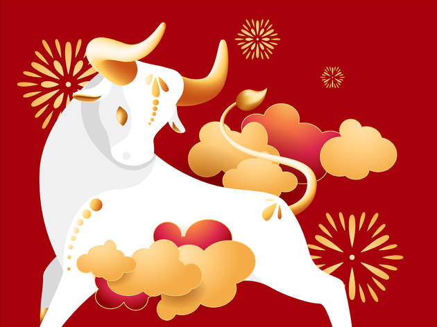 Lunar New Year/Year of the Ox