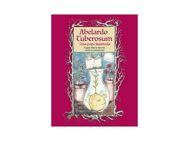 Abelardo Tuberosum, una papa ilustrada