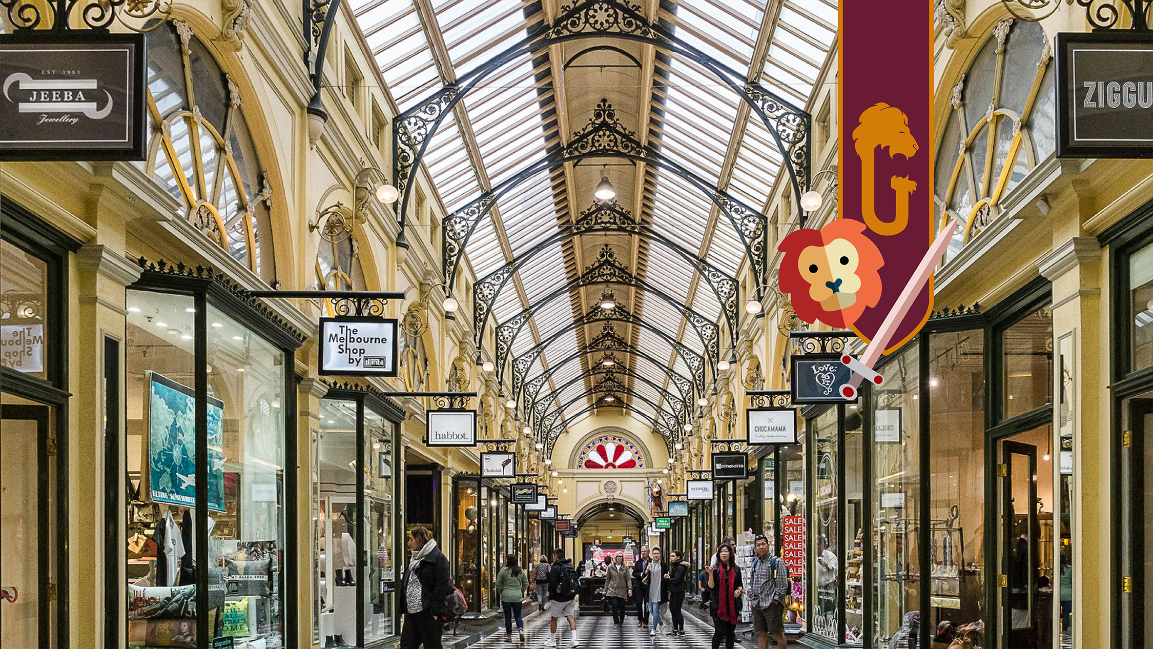 A Gryffindor's perfect day in Melbourne