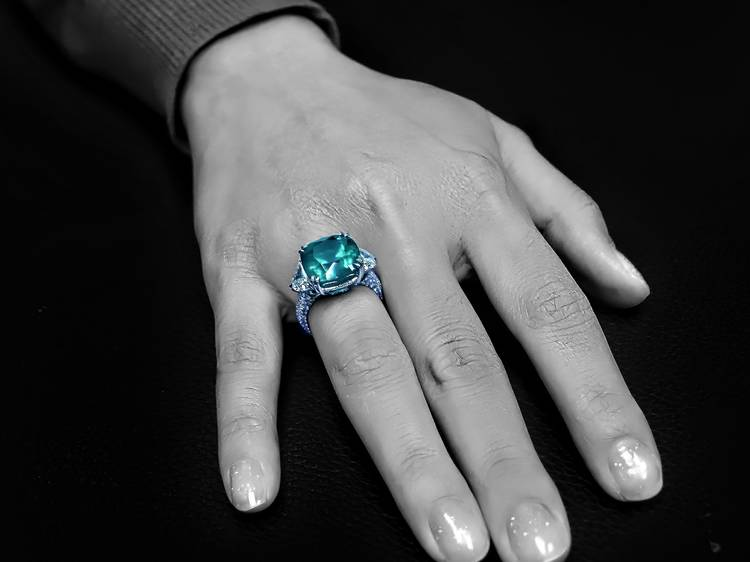 只買最好的鑽石