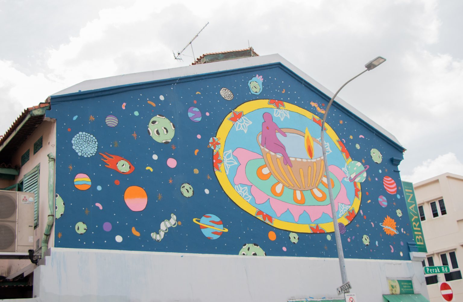 Artwalk Little India 2021